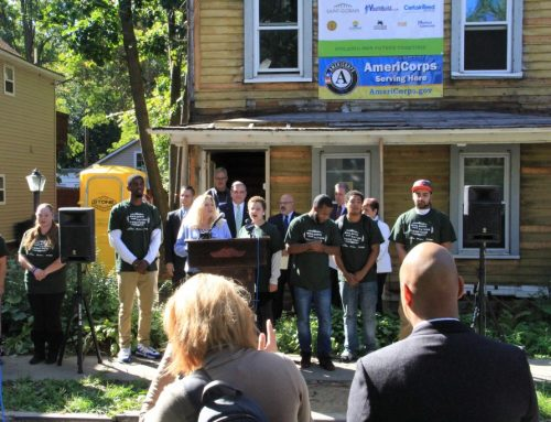 The City Of Schenectady Teams Up With YouthBuild Schenectady To Rehab 706. Vale Place